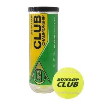 BOLA DE TENIS DUNLOP CLUB...