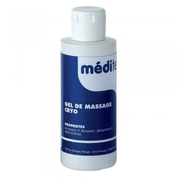 GEL DE MASSAGEM CRYO